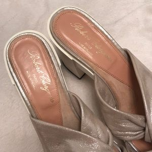 Robert Clergerie Shoes - Robert clergerie platform leather sandals
